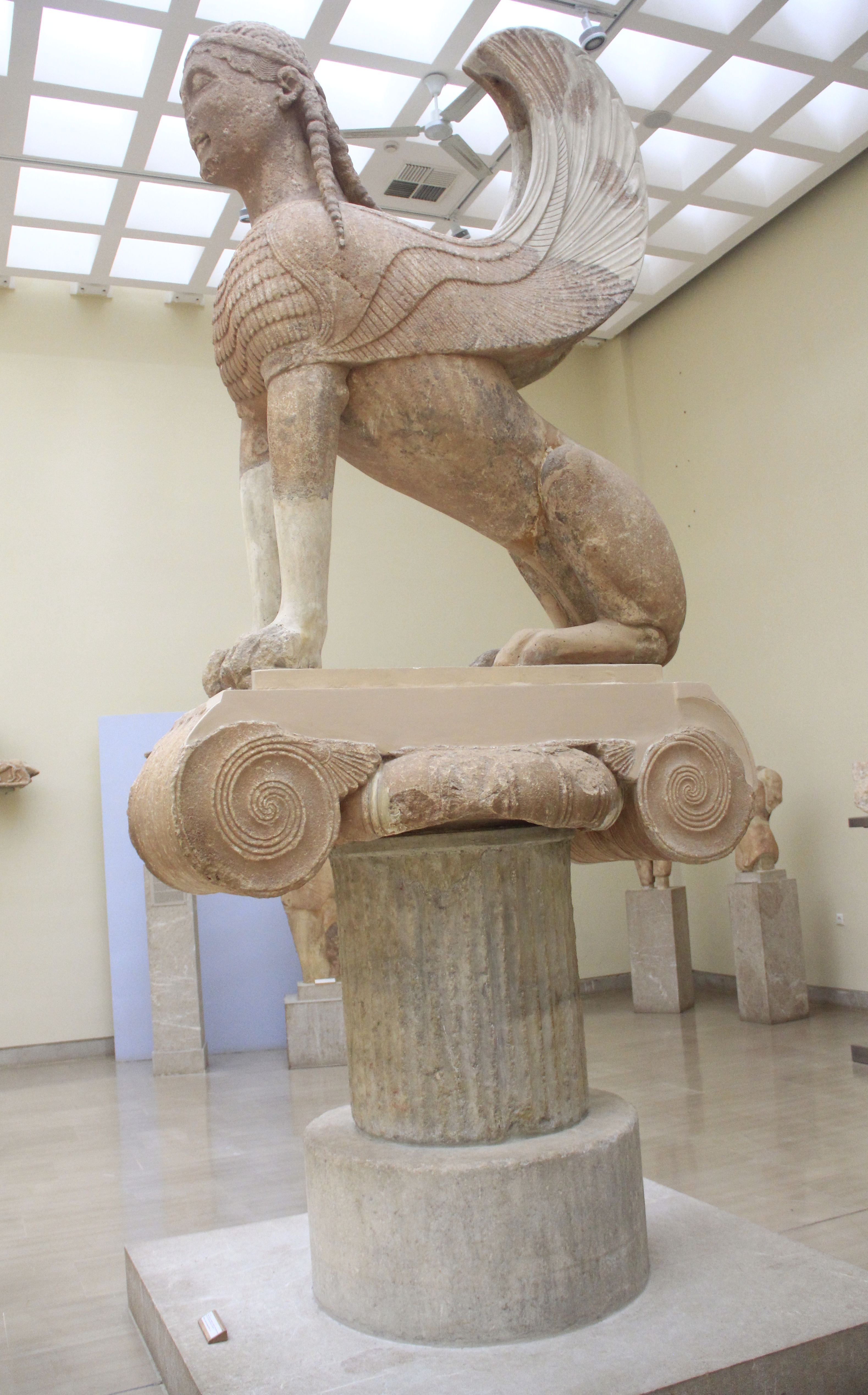 Museum at Delphi, Greece