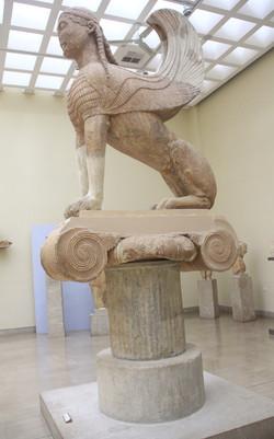 Museum at Delphi, Greece