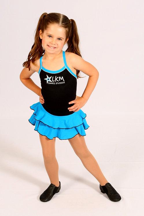 LKM Ruffle Dress