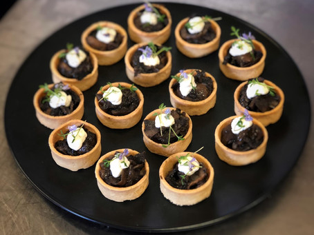 Canapes or Grazing Table?