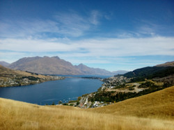 NZ High Country - Tussock Point
