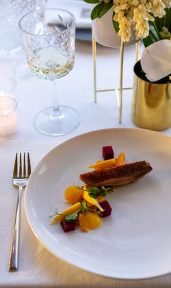 Queenstown Catering - Plated Menus