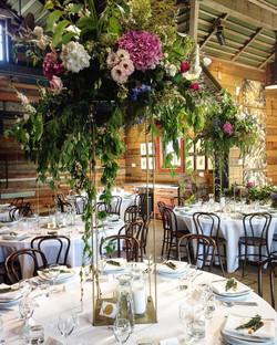 Camp Glenorchy Wedding