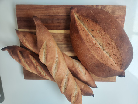 #isobaking - Classic Bread Recipe