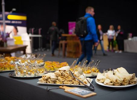 Catering your conference and engaging your delegates.