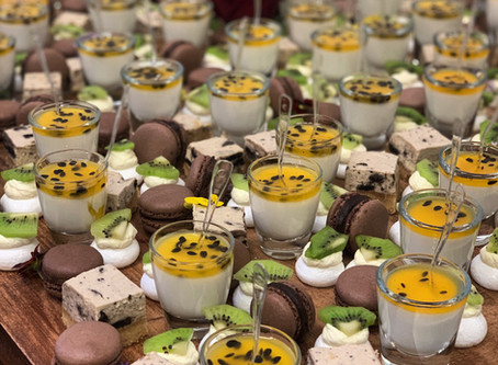 Choosing the right desserts for your event