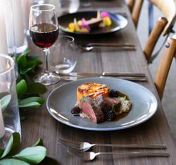 Queenstown Catering - Plated Menu