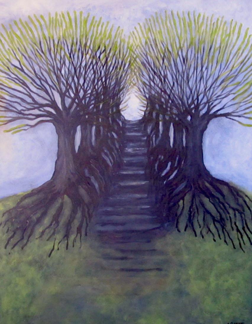 Allée des arbres (2014