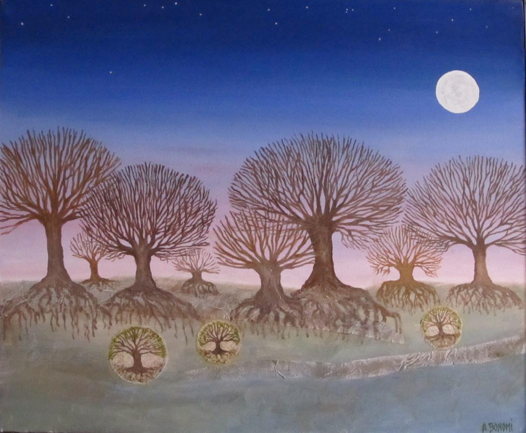 Pleine lune III
