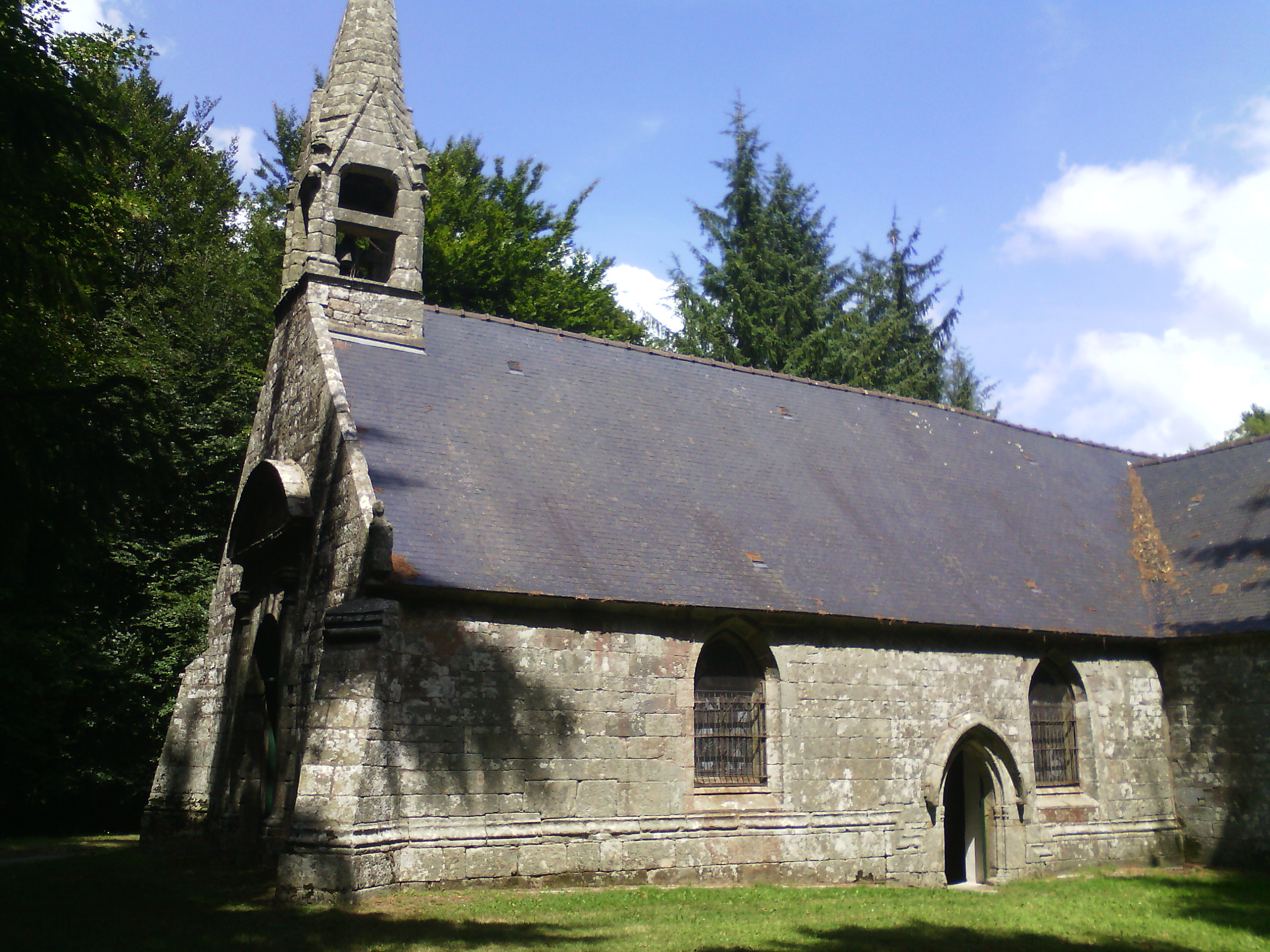 Chapelle de Gwirmané