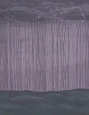 Pluie sur la mer (2007)