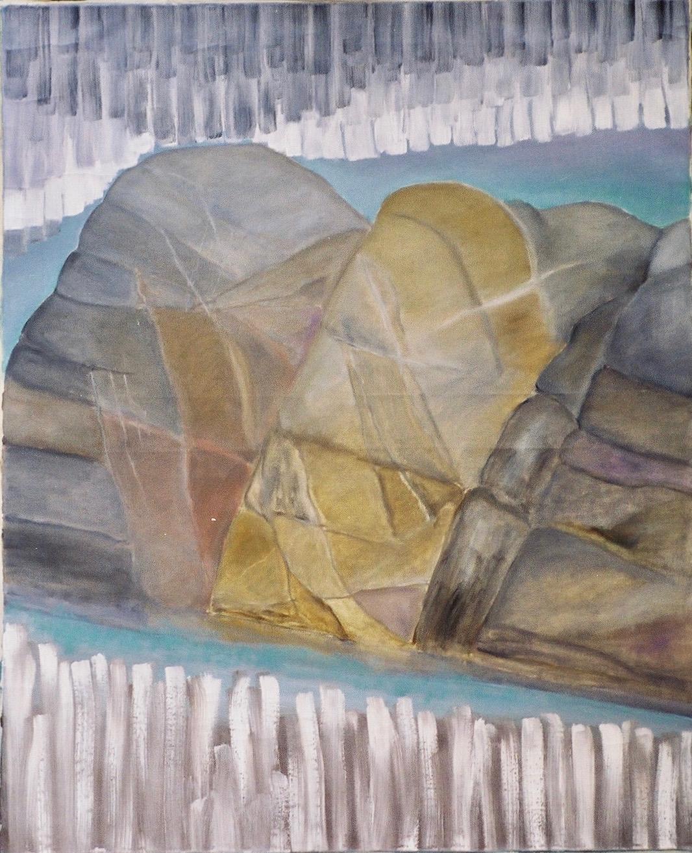 Les veines du rocher