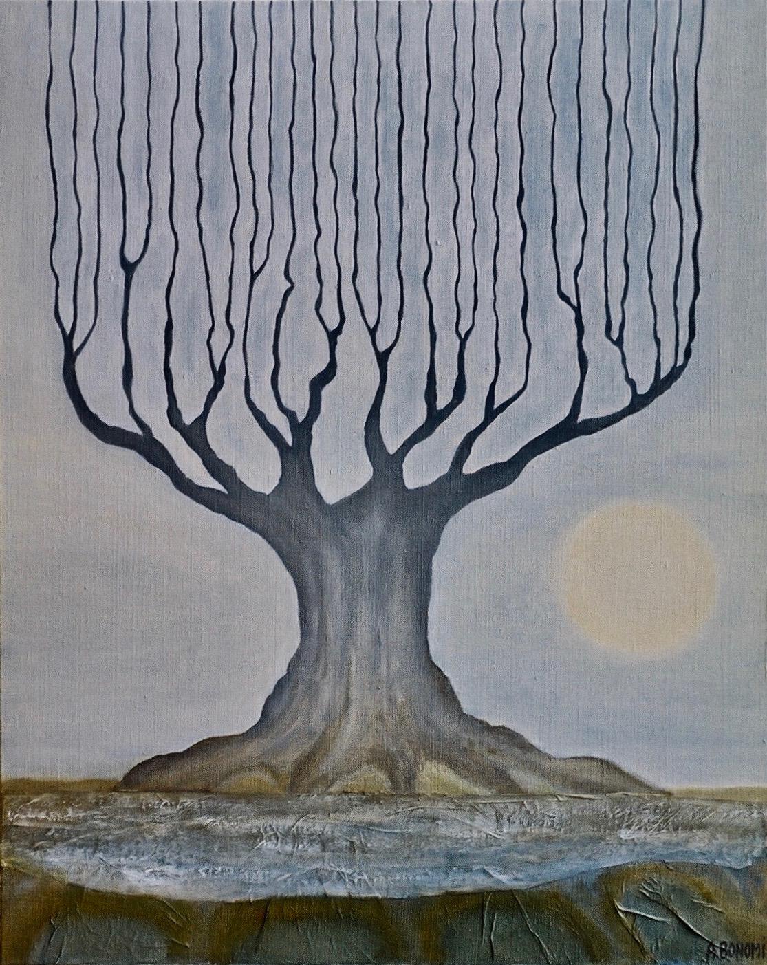 L'arbre en hiver