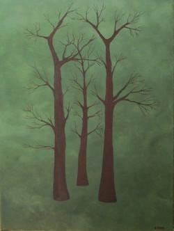 Les Trois arbres