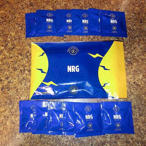 2 Day Sample Pack - NRG