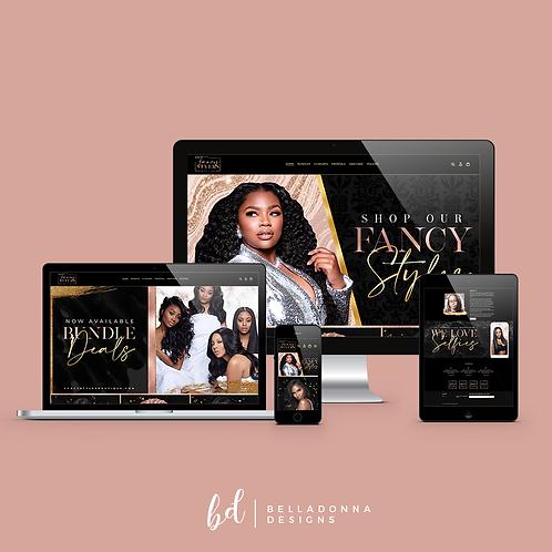 Shopify Design (E-Commerce)