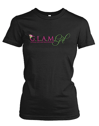GLAM GIRL TEE SHIRT