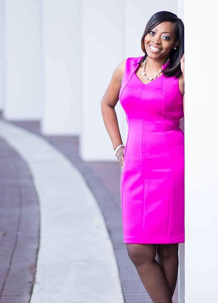 TAMIKA QUINN is confident, intelligent and resilient. She will help you overcome obstacles.
