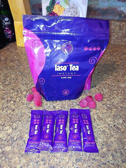 5 Day Sample Pack - Raspberry Instant Iaso Tea™