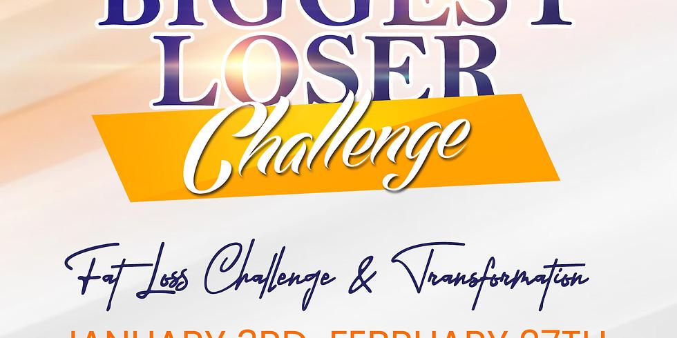 OACC BIGGEST LOSER CHALLENGE
