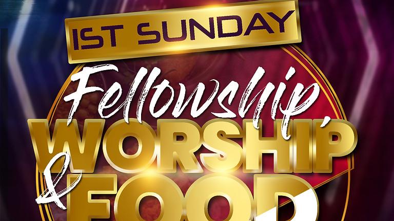 FELLOWSHIP AND FOOD