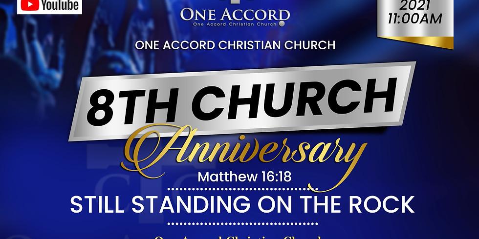 OACC 8th Church Anniversary