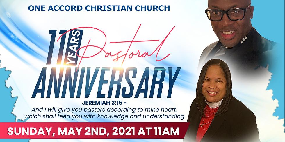 Pastoral Anniversary Part 2