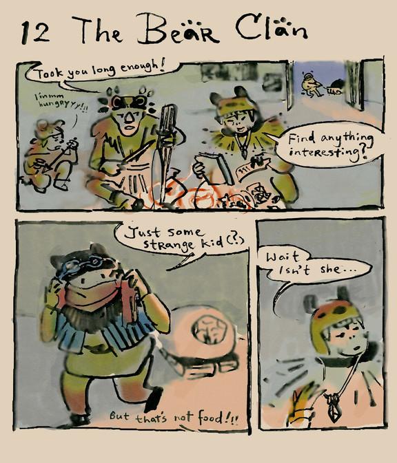 The Bear Clan