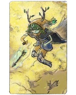 DRAWS 1603 spring equinox huntress wizard fb