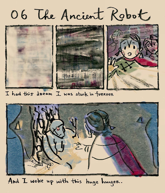 The Ancient Robot
