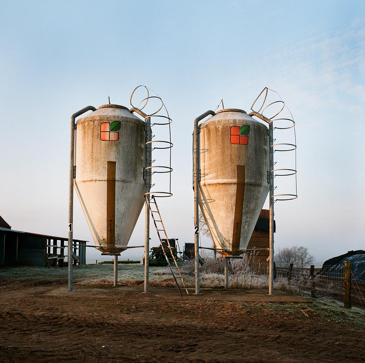 deux silos