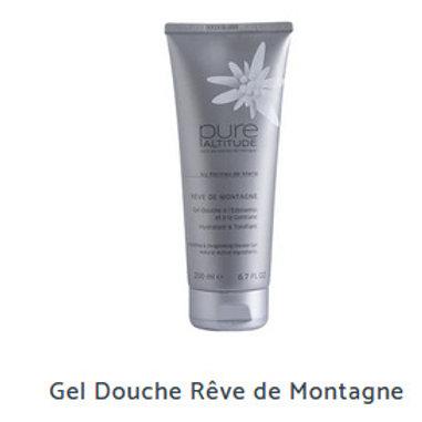 GEL DOUCHE REVE DE MONTAGNE 200ml