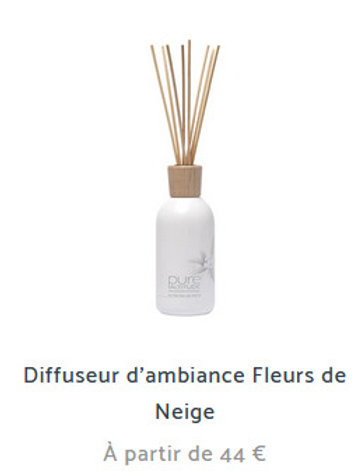 DIFFUSEUR D'AMBIANCE 100ml