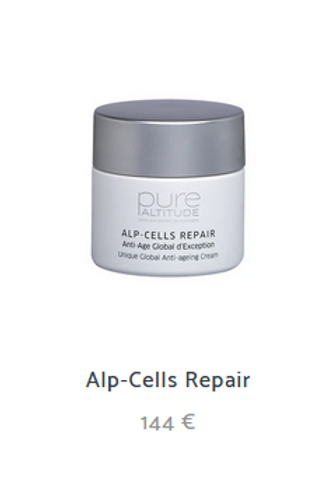 CREME ALP CELLS REPAIR