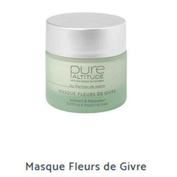 MASQUE FLEURS DE GIVRE 50ml