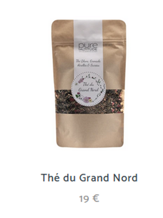 THE DU GRAND NORD