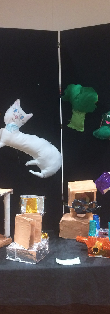 Creative Arts Club Sculpture Show