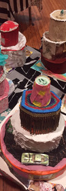 Creative Arts Club 30th birthday cakes for CSSMA's 30 years!