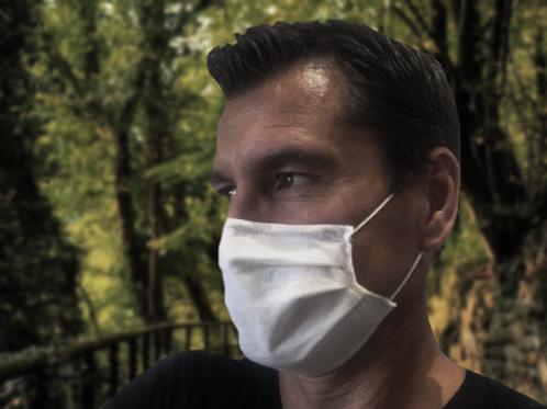 Mund- und Nasenmaske BASIC 10er-Pack