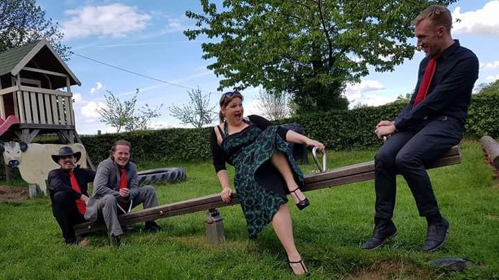 Warten auf die Hochzeit - Ines&Dennis 13.05.2017
