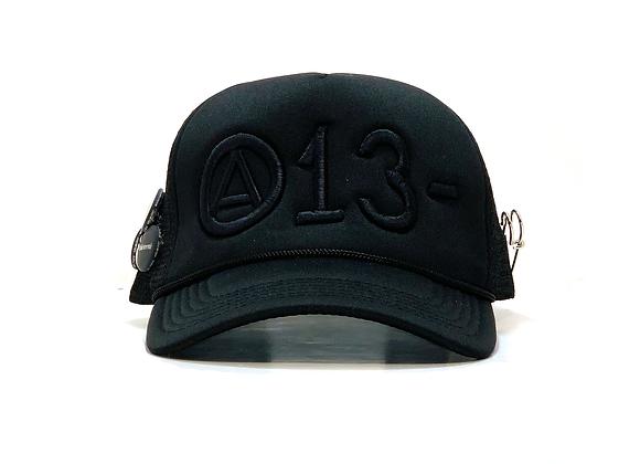 Ⓐ13- Logo Cap