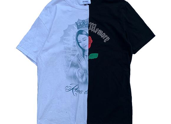 """Artisanal """"Virgin Mary/Rose"""" T-Shirt"""
