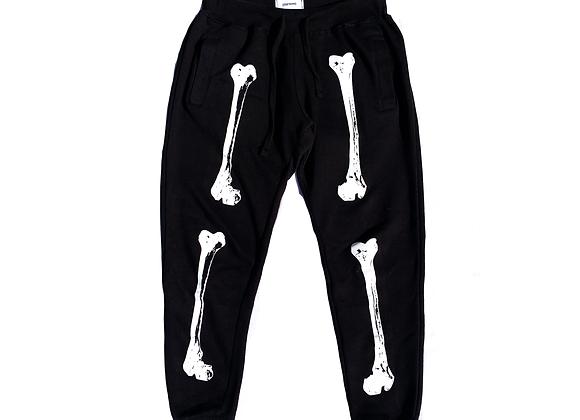 """Bones"" Sweatpants"