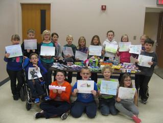 3rd Grade - Operation Gratitude