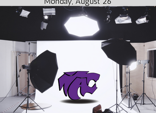 📸School Picture Day: 8/26/19📸