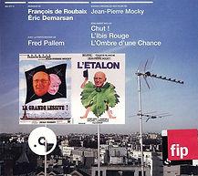 Bandes originales des films de Jean-Pierre Mocky : L'étalon, La grande lessive