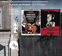 Bandes originales des films de José Giovanni : Dernier domicile connu, Le rapace