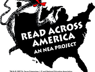 Read Across America Day 3/2/17