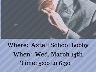 Prom Tux Rental at ACS 3/14