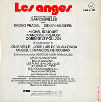Les anges verso